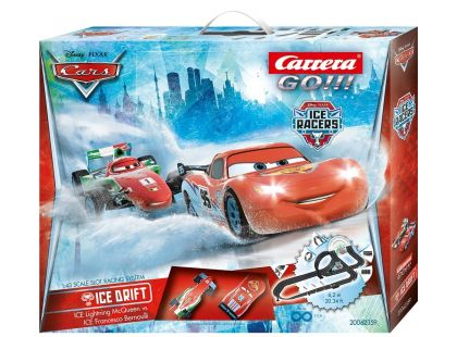 Carrera Go Disney Cars Autodráha Ice Drift