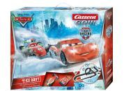 Carrera Go Disney Cars Autodráha Ice Drift - Poškozený obal