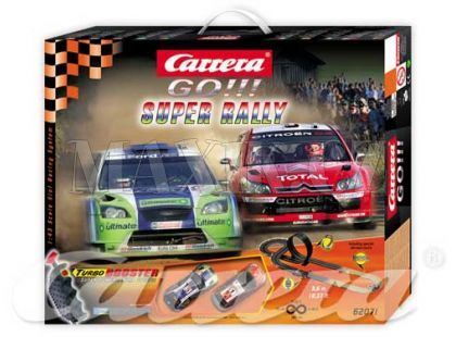 Carrera GO Super Rally