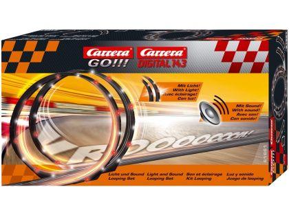 Carrera GO/D143 Looping set se světly a zvuky