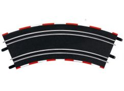 Carrera GO/D143 Zatáčka 3/45 4ks