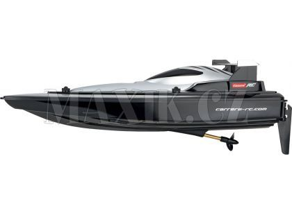 Carrera RC loď Race Boat 2,4GHz black