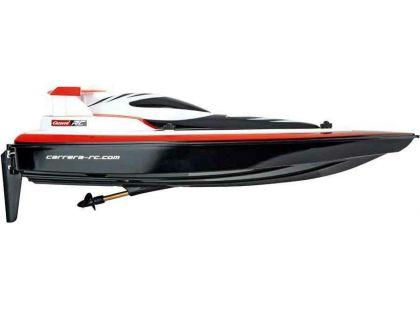 Carrera RC loď Race Boat 2,4GHz red