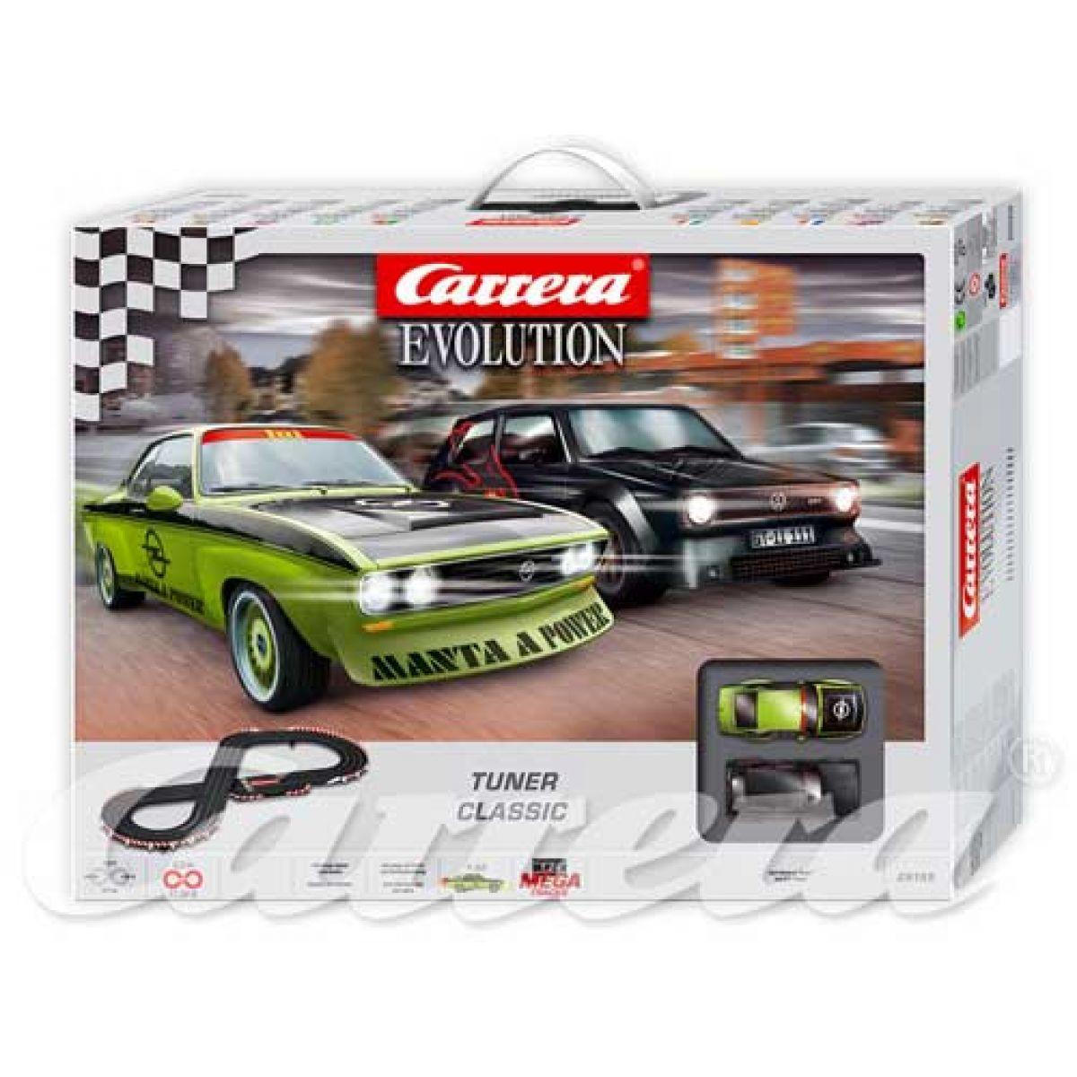 Carrera Tuner Classic