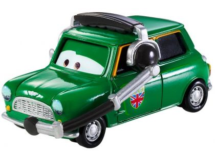 Cars 2 Auta Mattel W1938 - Austin Littleton