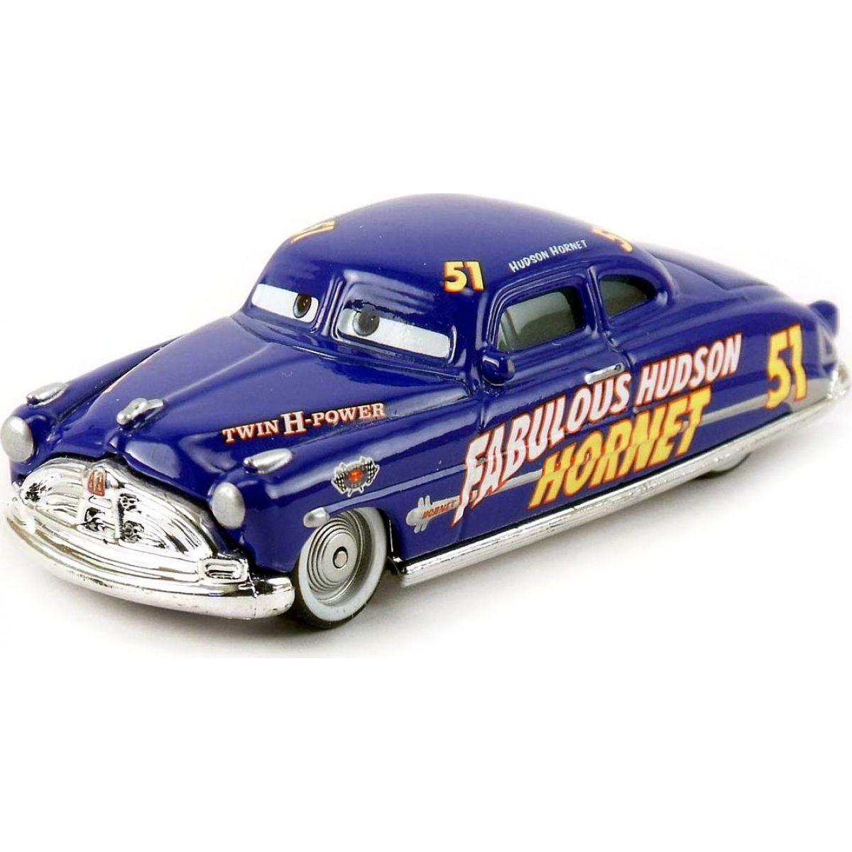 Cars 2 Auta Mattel W1938 - Báječný doktor Hudson