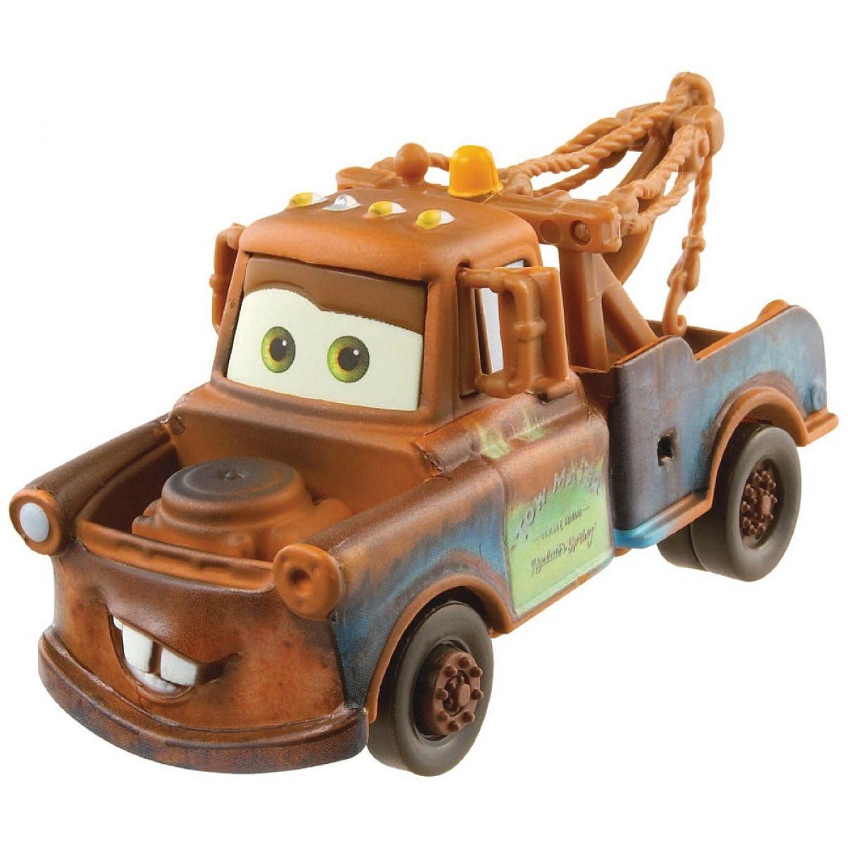Cars 2 Auta Mattel W1938 - Burák