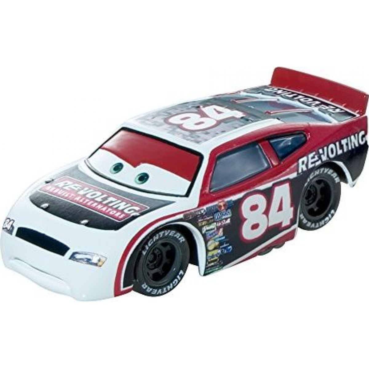 Cars 2 Auta Mattel W1938 - Dave Alternators