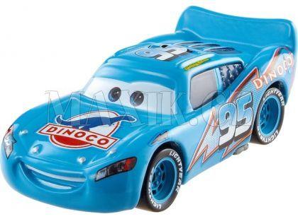 Cars 2 Auta Mattel W1938 - Dinoco Lightning McQueen