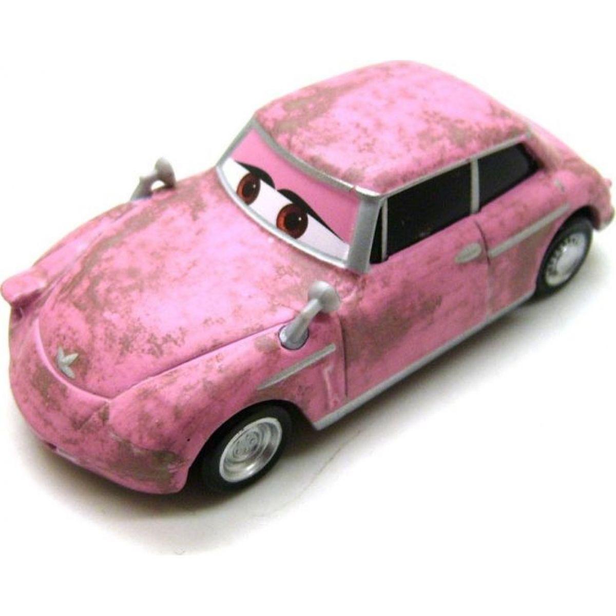 Cars 2 Auta Mattel W1938 - Geartrude