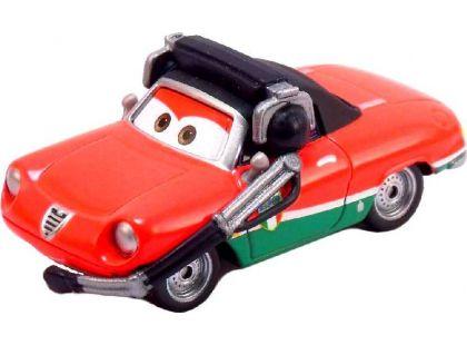 Cars 2 Auta Mattel W1938 - Giuseppe Motorosi