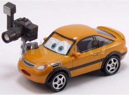 Cars 2 Auta Mattel W1938 - Hooman