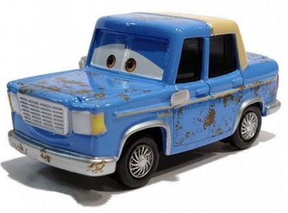 Cars 2 Auta Mattel W1938 - Otis