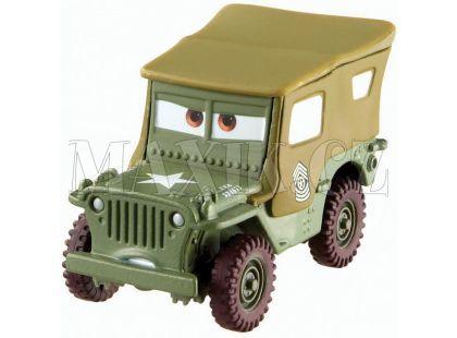Cars 2 Auta Mattel W1938 - Sarge