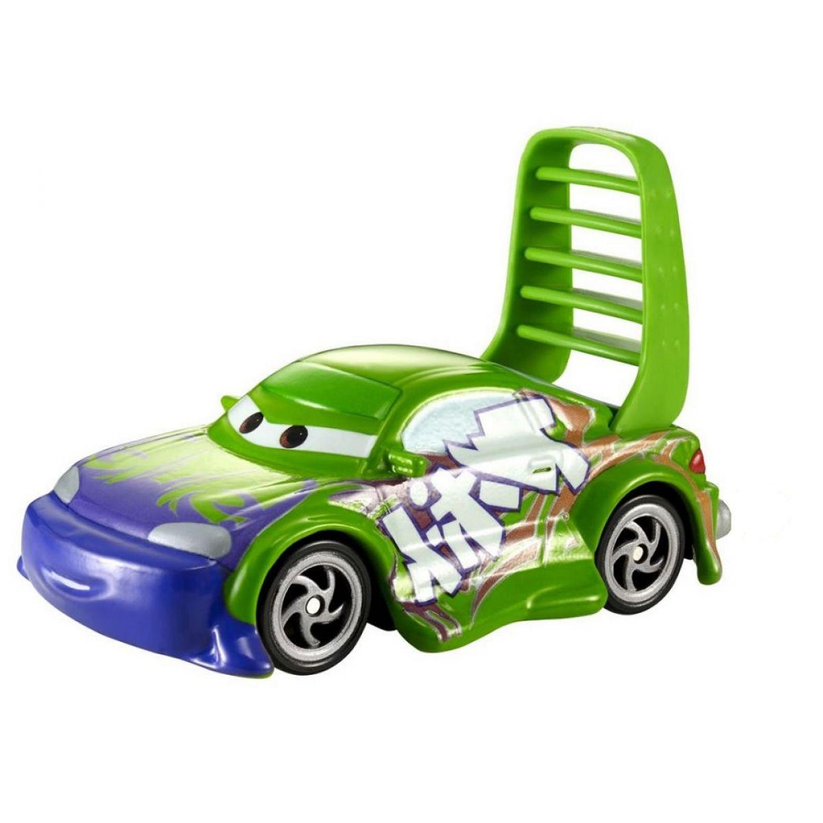 Cars 2 Auta Mattel W1938 - Wingo