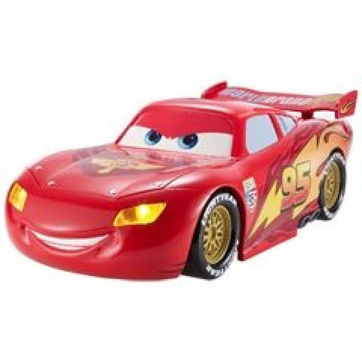 Cars 2 Auta se zvuky velké Mattel W1635