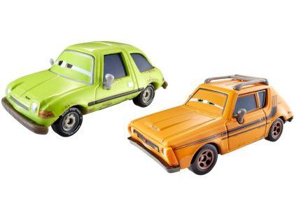 Cars 2 autíčka 2ks Mattel Y0506 - Grem a Acer