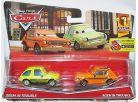 Cars 2 autíčka 2ks Mattel Y0506 - Grem a Acer 3
