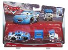 Cars 2 autíčka 2ks Mattel Y0506 - Ruby Oaks a Easy Idle Pitty 2