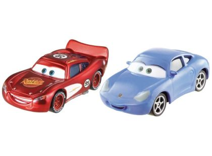 Cars 2 autíčka 2ks Mattel Y0506 - Sally a McQueen