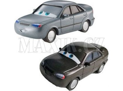 Cars 2 autíčka 2ks Mattel Y0506 - Heather Drifeng a Michelle Motoretta