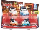 Cars 2 autíčka 2ks Mattel Y0506 - Okuni a Shigeko
