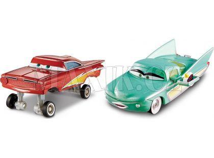 Cars 2 autíčka 2ks Mattel Y0506 - Ramone a Lola