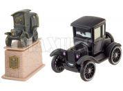 Cars 2 autíčka 2ks Mattel Y0506 - Stanley Stasieniek Stanko a Lizzie Gienia