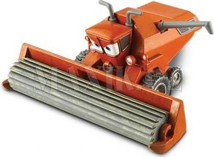 Cars Velká auta Mattel Y0539 - Frank