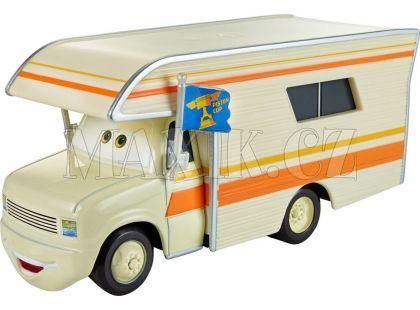 Cars Velká auta Mattel Y0539 - Larry Camper