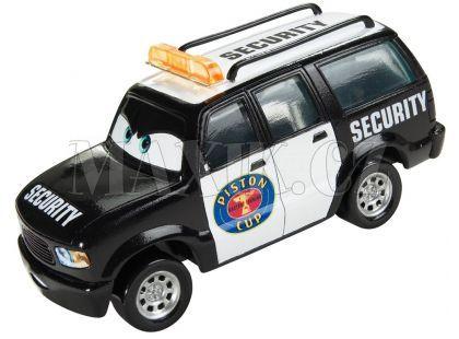 Cars Velká auta Mattel Y0539 - Richard Clayton Kensington