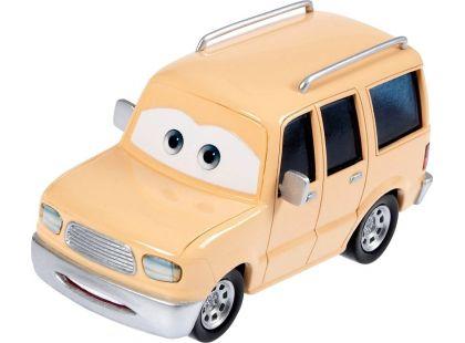 Cars Velká auta Mattel Y0539 - Benny Brakedrum