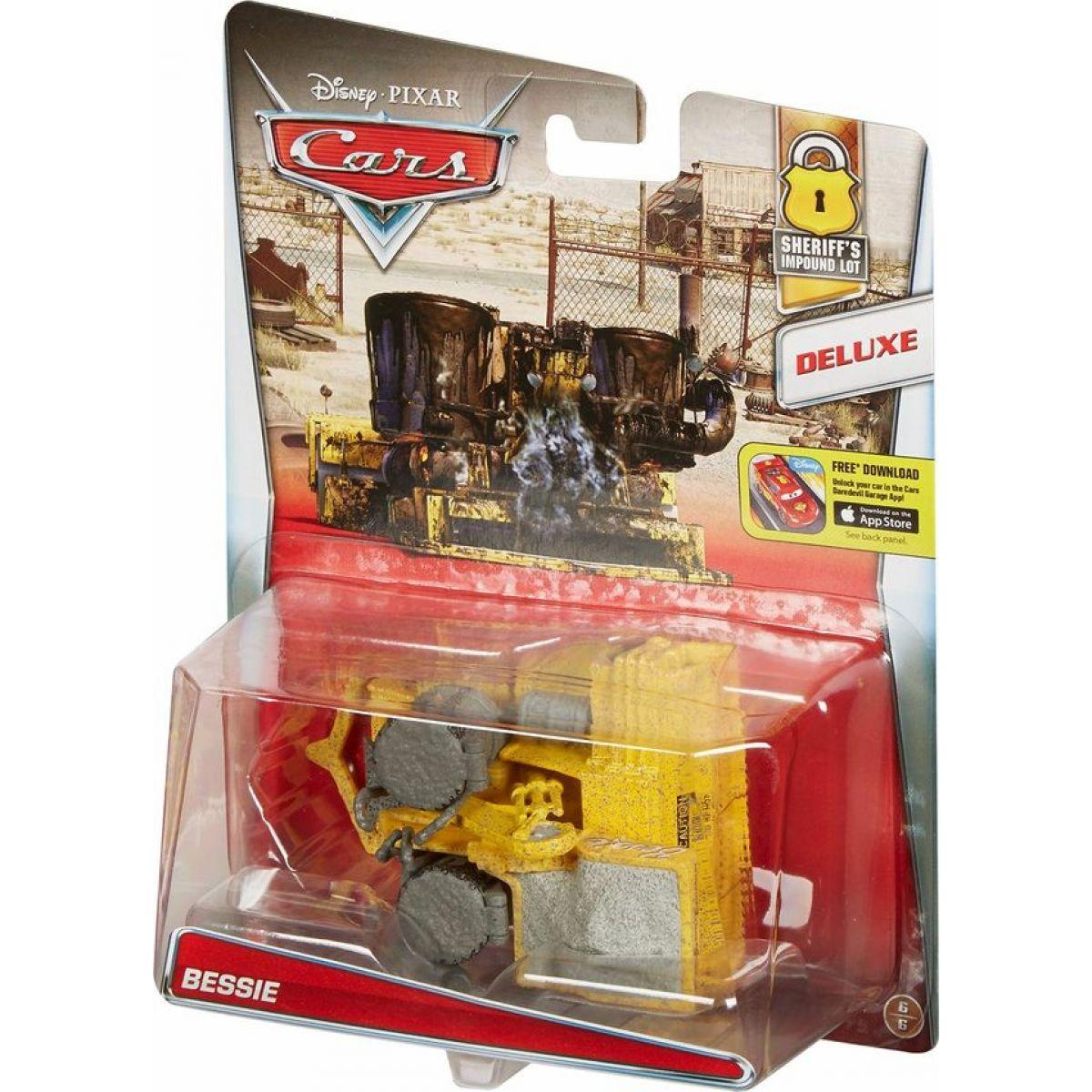 Cars Velká auta Mattel Y0539 - Bessie #2