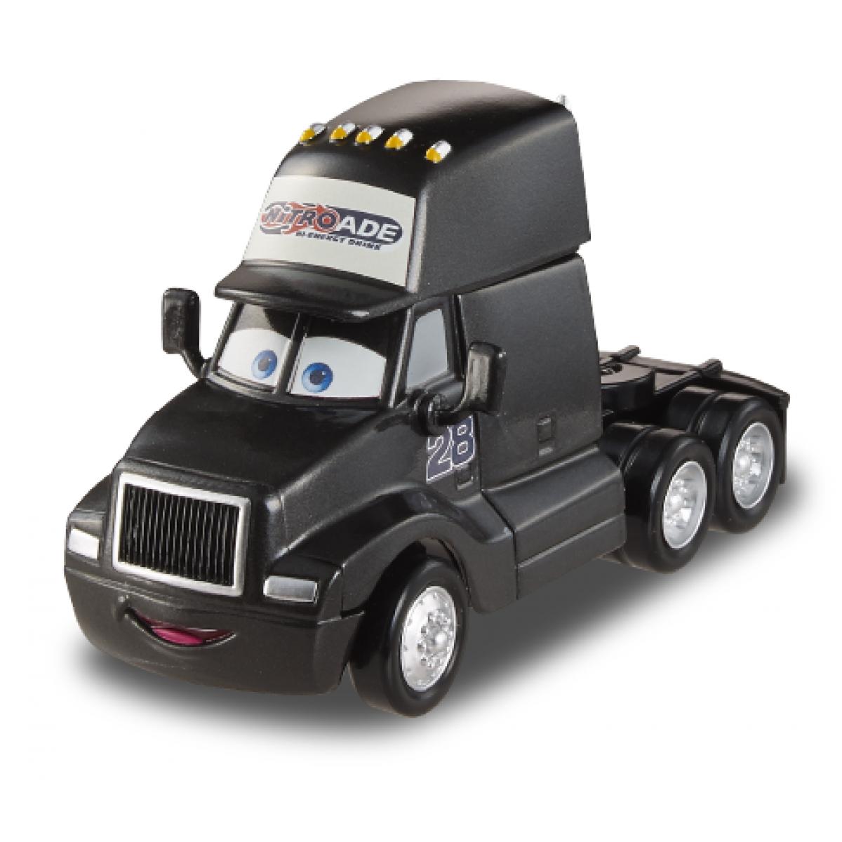 Cars Velká auta Mattel Y0539 - Eric Roadales