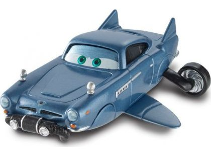 Cars Velká auta Mattel Y0539 - Finn McMissile