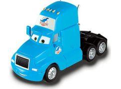 Cars Velká auta Mattel Y0539 - Gray Semi
