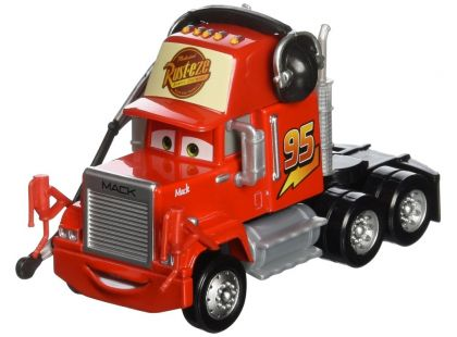 Cars Velká auta Mattel Y0539 - Pit Crew Member Mack