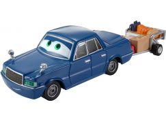 Cars Velká auta Mattel Y0539 - Trent Crow