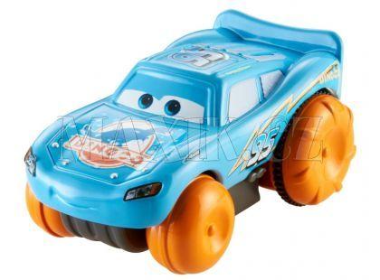 Cars závodní auto do koupele Mattel Y1339 - Dinoco Lightning McQueen