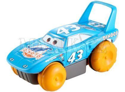 Cars závodní auto do koupele Mattel Y1339 - King