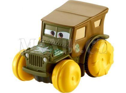 Cars závodní auto do koupele Mattel Y1339 - Sarge
