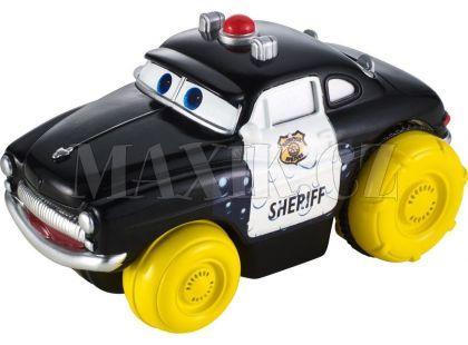 Cars závodní auto do koupele Mattel Y1339 - Sheriff