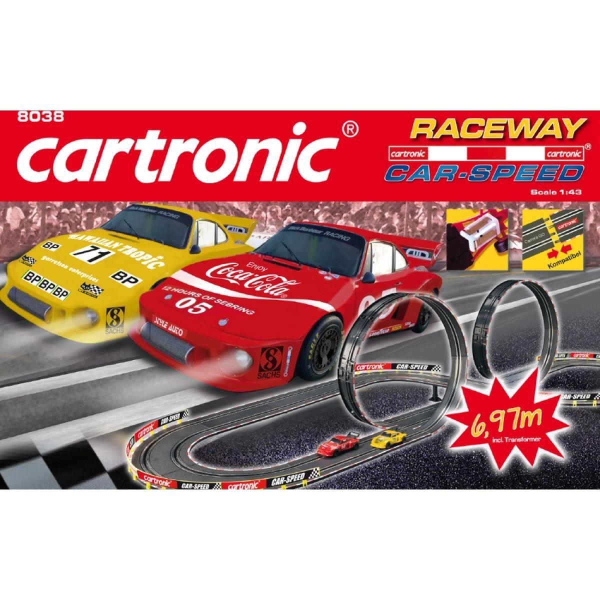 Cartronic autodráha Raceway