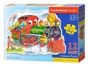 Castorland Puzzle 12 Maxi Lokomotiva