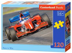 Castorland Puzzle 120 dílků -Vítěz závodu