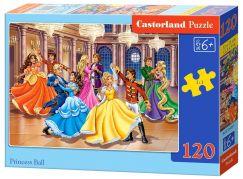 Castorland Puzzle 120 dílků Bál pro princeznu