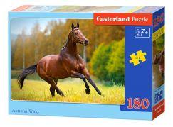 Castorland Puzzle 180 dílků Hnědý kůň