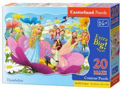 Castorland Puzzle 20 Maxi Malenka