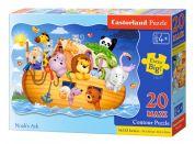 Castorland Puzzle 20 Maxi Noemova archa