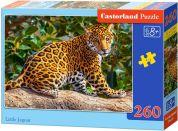 Castorland Puzzle Malý Jaguar 260 dílků